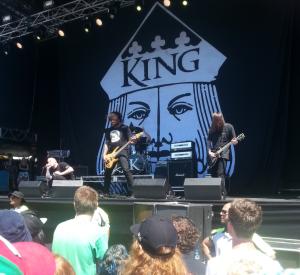 KING 810 - Soundwave Festival Sydney 2015